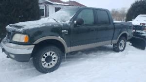 Ford 4x4 repair Montreal ford repair montreal