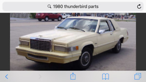 Ford Thunderbird Parts Montreal ford parts montreal