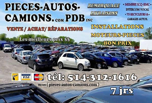 Used Ford Auto Parts Montreal Used ford parts montreal